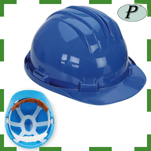 Casco de obras económico de uso normal