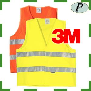 Chalecos de seguridad bandas 3M