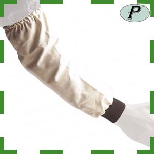 9820fa7917 Manguitos de lona algodón color crudo