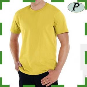 Camisetas algodón punto liso - colores - precio