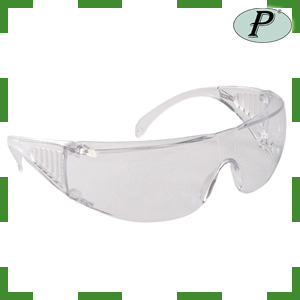 Gafas de visita policarbonato incoloro - EVALAB