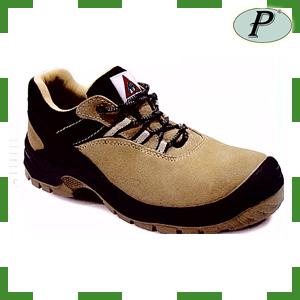 Zapatos de seguridad trekking beige