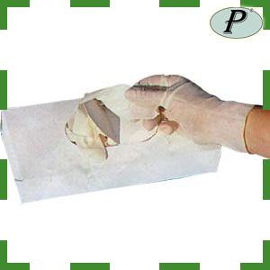 Guantes examen de látex con polvo