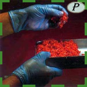 Guantes un solo uso de nitrilo sin polvo