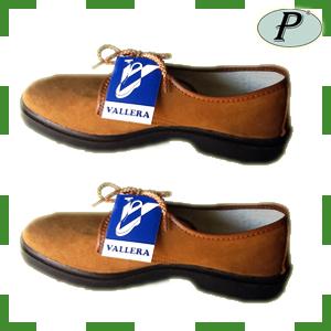 Zapatos de serraje para el campo