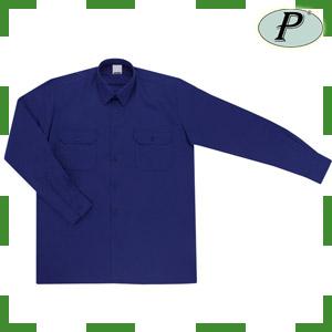 Camisas de trabajo poliester algodón