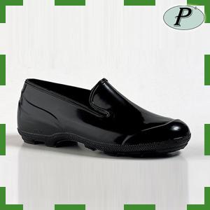 Chanclos negros cubrecalzado PVC 414