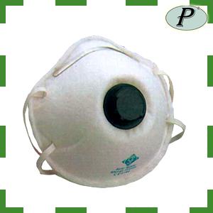 Mascarillas para polvo FFP2 con válvula