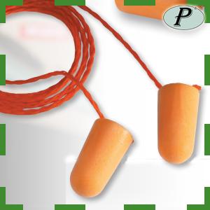 Tapones de protección 3M 1110 con cordón