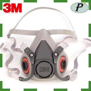 Máscara 3M buconasal 6200