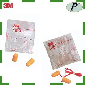 Protección auditiva tapones 3M 1100 y 3M 1110