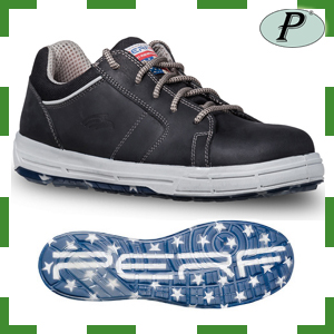 Zapatillas impermeables de seguridad BOSTON LOW