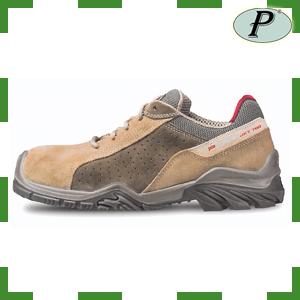 Zapatos de piel serraje de seguridad PERF FORCE 3