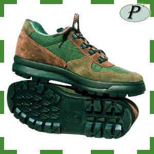 Zapato Notton 884 piel y lona