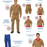 8 – Precios outlet vestuario trabajo uniforme
