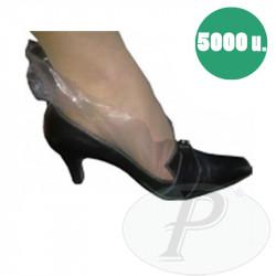 Bolsas desechables para probar zapatos