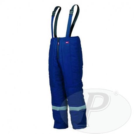 Pantalones isotérmicos con bandas reflectantes