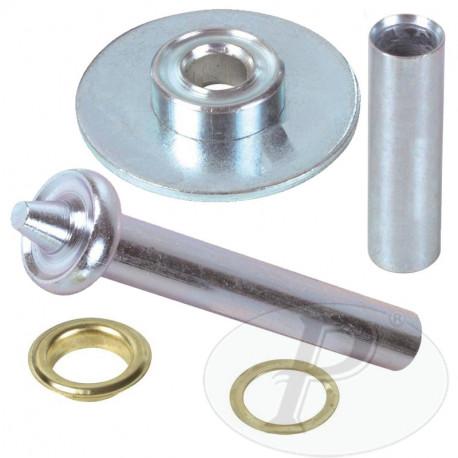 Conjunto de herramientas para toldos y lonas