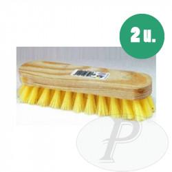 Cepillos Universal mexil 11x4 con fibra de polipropileno