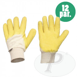 Guantes de látex anti-corte Gloves F