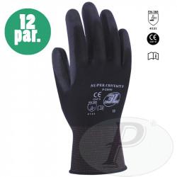 Guantes poliuretano con soporte Super Contact 3L