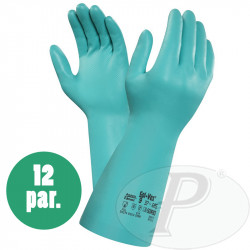 Guantes de nitrilo Ansell Solvex 37-695