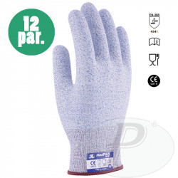 Guantes anticorte fibra de vidrio Metal Plus