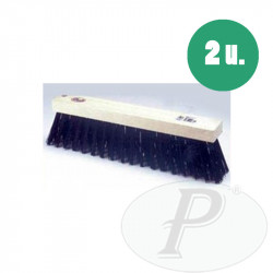 Cepillos barrenderos Universal negros 5x22