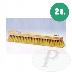 Cepillos barrenderos Universal Tampico 52 cm