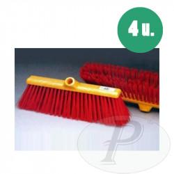 Cepillos barrenderos Universal fibra suave