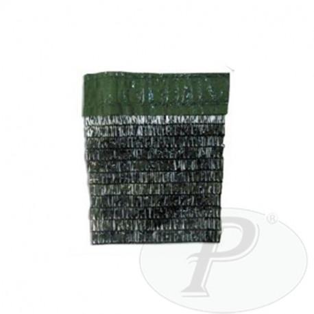 Mallas de sombreo verdes 100%