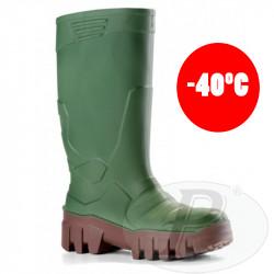 Botas de agua verdes bajas temperaturas - 40ºC Iglu