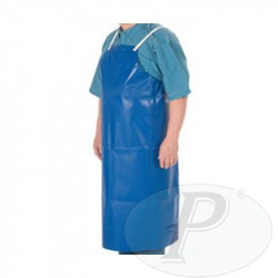 Delantales resistentes de color azul