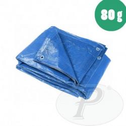 Toldo impermeable azul 8x12
