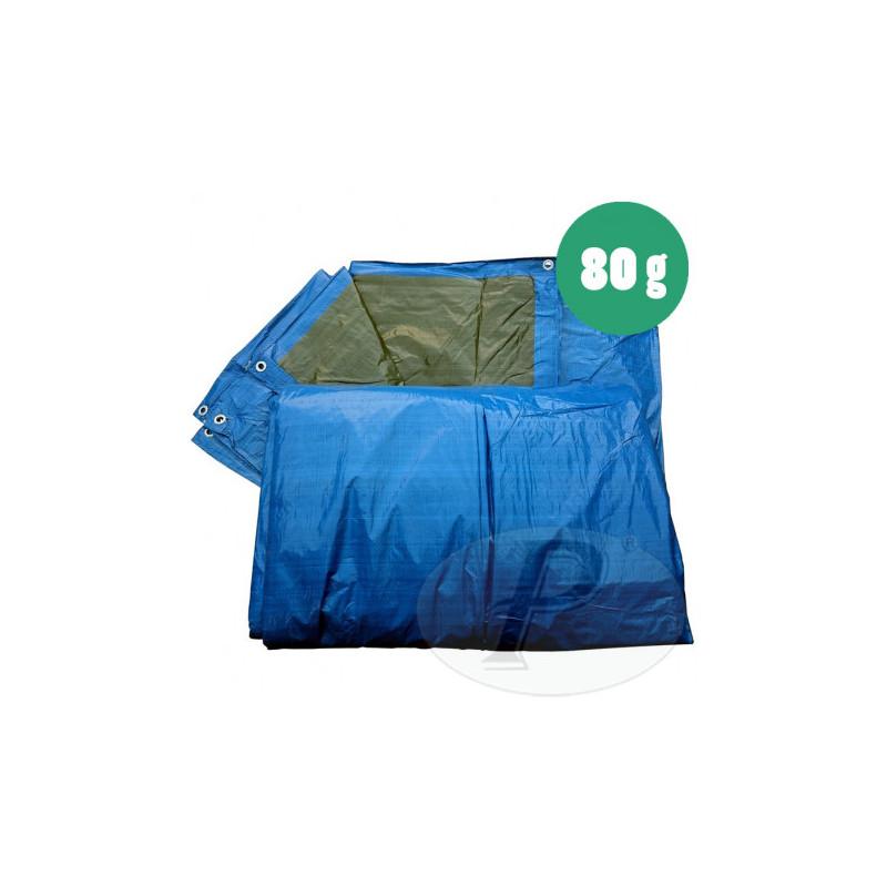 Toldos y lonas impermeables de rafia verde azul suministros planas equipos de protecci n epis - Toldos rafia ...