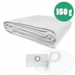 Lona impermeable 150 gr plástico virgen
