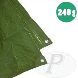 Lona plástico virgen 240 gr