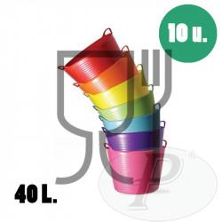 Cubo para uso alimentario de 40 litros