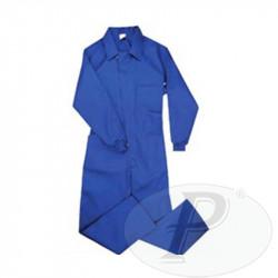 Monos de trabajo de algodón azules