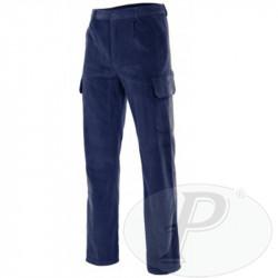 Pantalones de felpa confortables