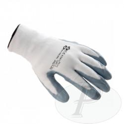 Guantes nitrilo ligero sobre textil nylon