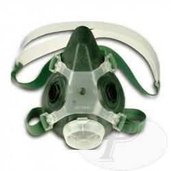 Máscara 3M 7002 para gases y vapores