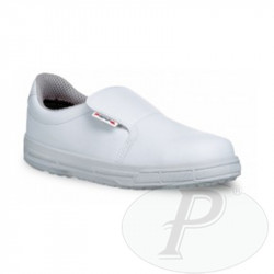 Calzado de seguridad PERF blanco