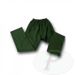 Pantalones impermeables de poliuretano