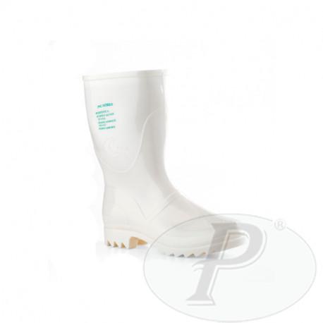 Botas de agua blancas antigrasa Foca