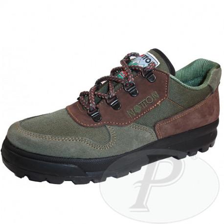 Zapatos trekking lona serraje Notton 884