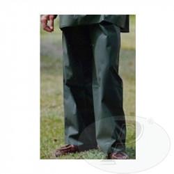 Pantalones impermeables verdes de recambio