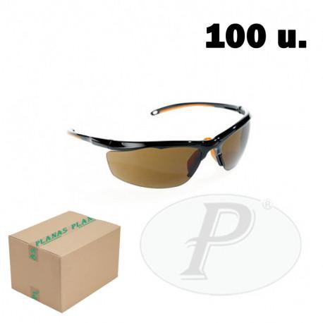 Gafas de seguridad y protección solar
