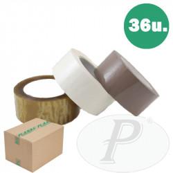 Cintas adhesivas de precinto polipropileno
