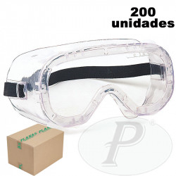 Gafas o sobregafas de protección ocular Ear 4800